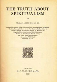 The Truth About Spiritualism