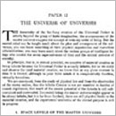 Paper 12. -The Universe of Universes