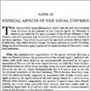 41. Physical Aspects of the Local Universe