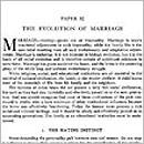 82. Evolution of Marriage