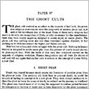 87. The Ghost Cults