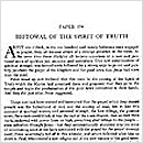 194. Bestowal of the Spirit of Truth